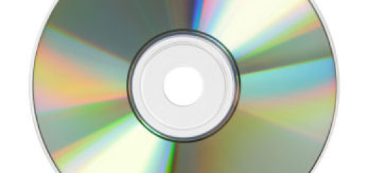 CD close-up