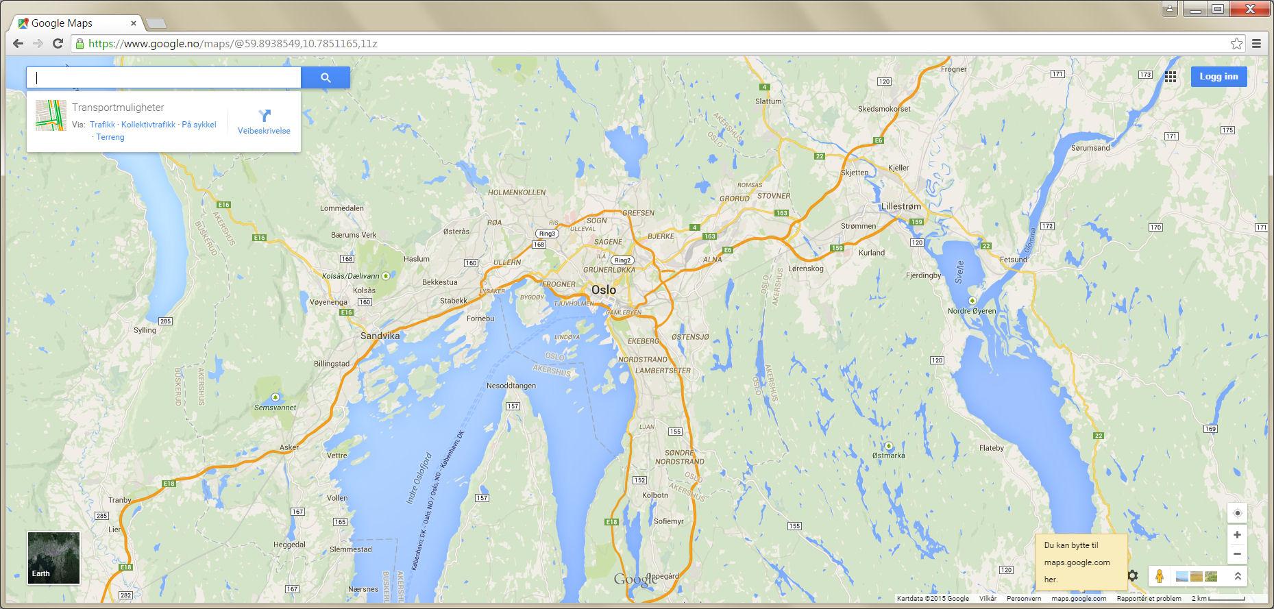 Na Er Det Enklere A Dele Google Maps Steder Dataporten
